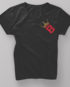 001-Woman-Marl-T-shirt-Front Black
