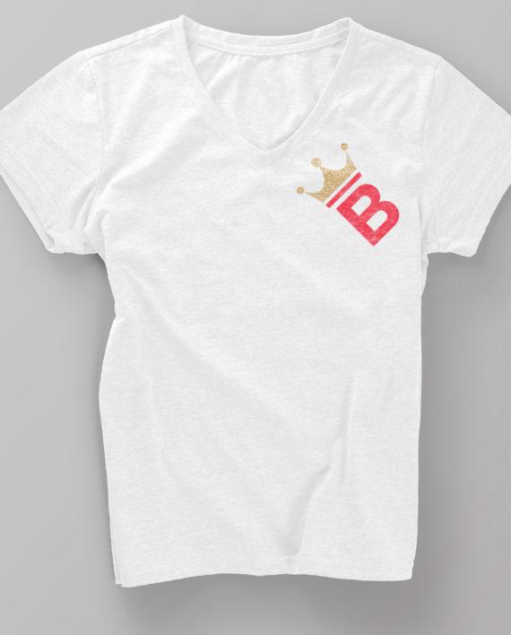 001-Woman-Marl-T-shirt-Front White