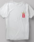 01-Classic-T-Shirt-Mockup-Front White